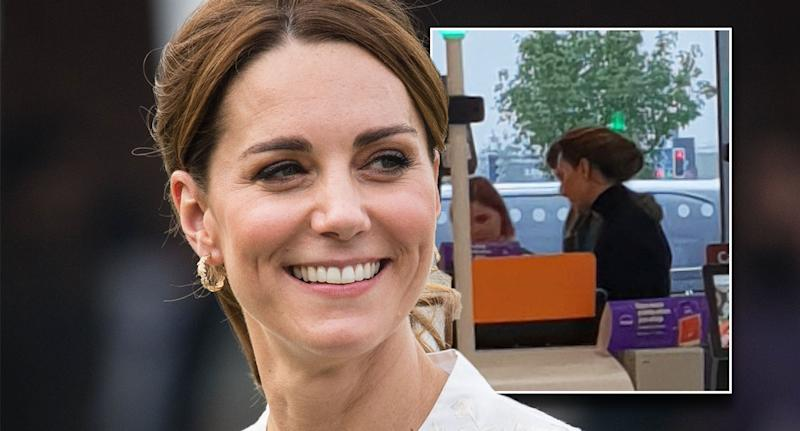 'Down to earth' Kate Middleton spotted shopping for Halloween costumes