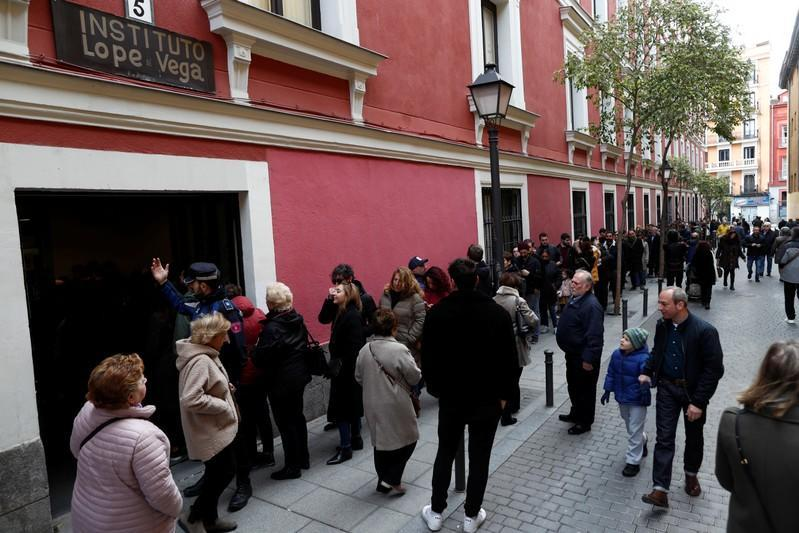 General election in Spain