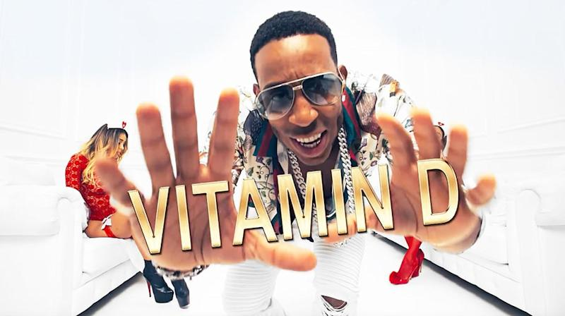 Watch Ludacris, Ty Dolla $ign Prescribe New 'Vitamin D' Video