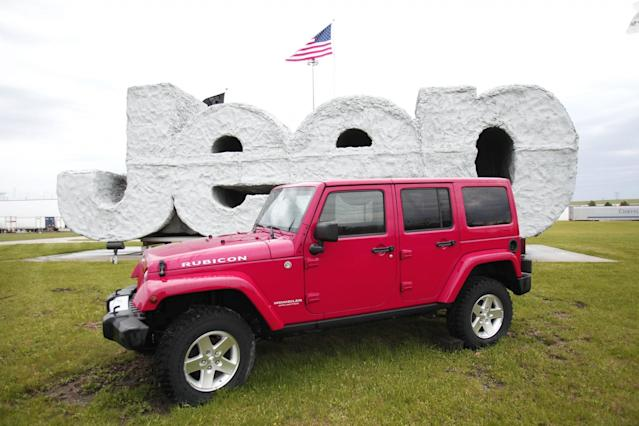 <p>Small Crossover/SUV, 1st Place: 2007-2016 Jeep Wrangler (Getty) </p>