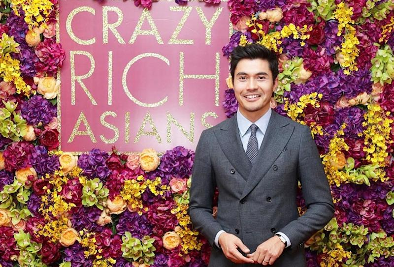 Before playing rich scions in Hollywood films, Henry Golding made a living as a travel show host on the small screen back in Malaysia. — Picture from Instagram/henrygolding