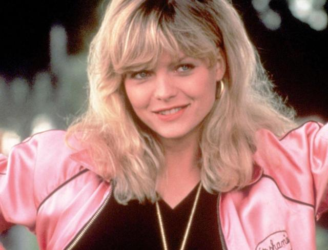 Michelle Pfeiffer in <em>Grease 2.</em> (Photo: Paramount Pictures)