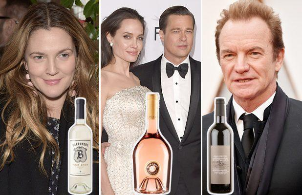 27 Celebrity Wines Ranked Worst to Best: Drew Barrymore's Pinot to Fergie's Syrah (Photos)