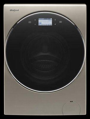 Whirlpool Ventless Combination Washer and Dryer (Cashmere)