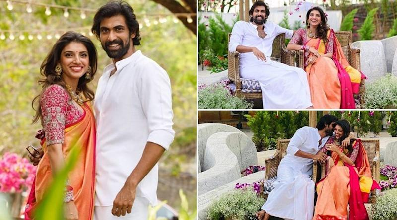 Rana Daggubati and Miheeka Bajaj's Wedding Festivities Begin: From Inviting Only 30 Guests to Transforming Venue Into A Bio-Secure Bubble, Here Are Deets Of Arrangements Being Made For August 8