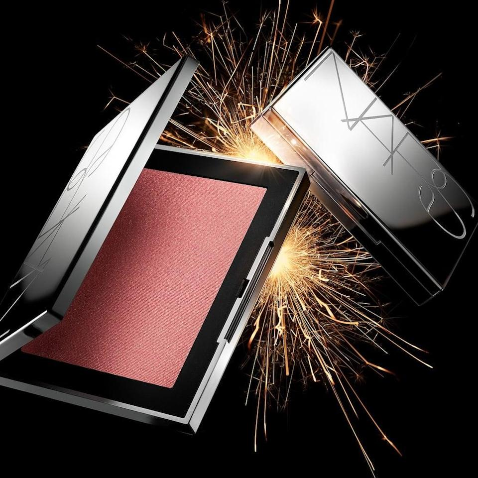 <p>The shade of this <span>Nars Jumbo Orgasm Blush</span> ($40) is a cult-classic, and looks great on so many skin tones.</p>