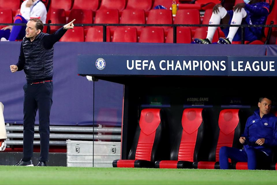 <p>Thomas Tuchel has guided Chelsea into this season's Champions League semi-finals</p> (Getty Images)