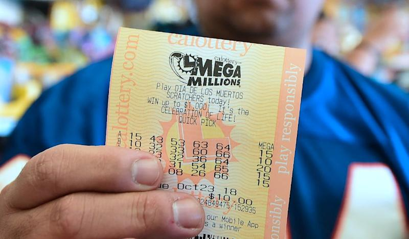 Mega Millions' New Year's Day jackpot up to $415 million