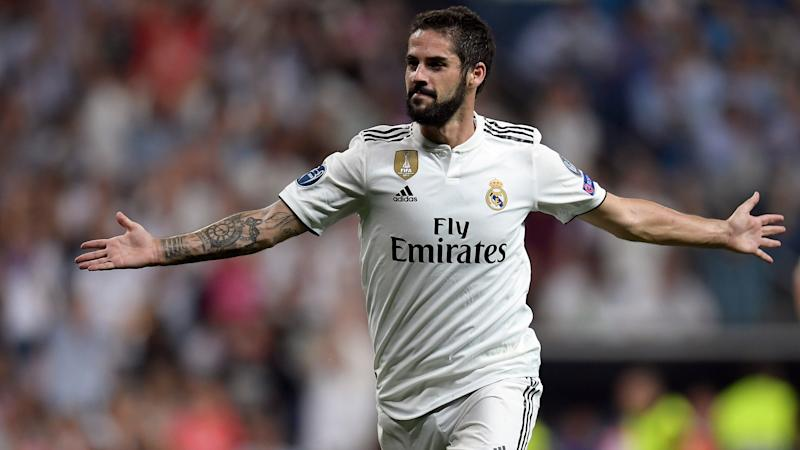 Isco to Barcelona? Madrid snub could spark interest, says Sergi
