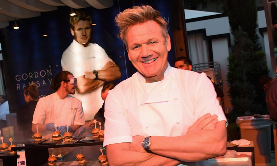Gordon Ramsay's got a brand new show for the BBC. (Photo by Ethan Miller/Getty Images for Vegas Uncork'd by Bon Appetit)