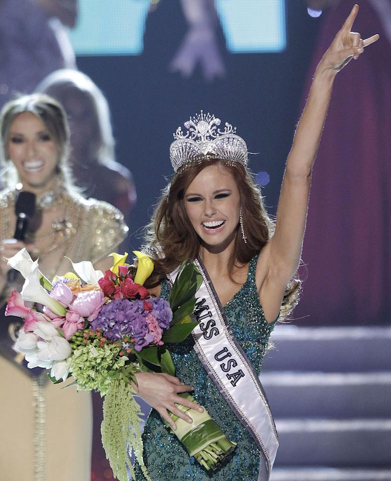 As the 2011 Miss USA Pageant winner, Alyssa Campanella will represent the United States at the Miss Universe pageant in Brazil scheduled for September 12.