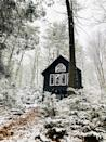 """<p>Like something out of a fairytale, this dreamy A-frame home is tucked away in the woods alongside the Delaware River. It looks magical. </p><p><a class=""""link rapid-noclick-resp"""" href=""""https://go.redirectingat.com?id=127X1599956&url=https%3A%2F%2Fwww.airbnb.co.uk%2Frooms%2F44148568&sref=https%3A%2F%2Fwww.housebeautiful.com%2Fuk%2Flifestyle%2Fproperty%2Fg35381593%2Fairbnb-most-liked-homes%2F"""" rel=""""nofollow noopener"""" target=""""_blank"""" data-ylk=""""slk:MORE INFO"""">MORE INFO</a></p>"""