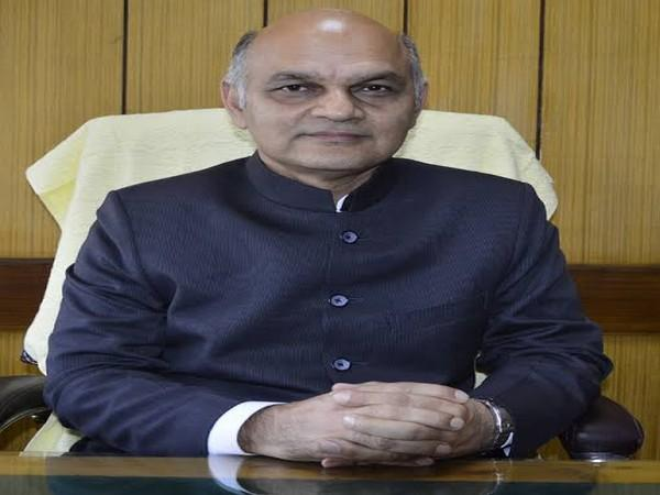 K K Sharma appointed as J-K Election Commissioner (Photo/Twitter)
