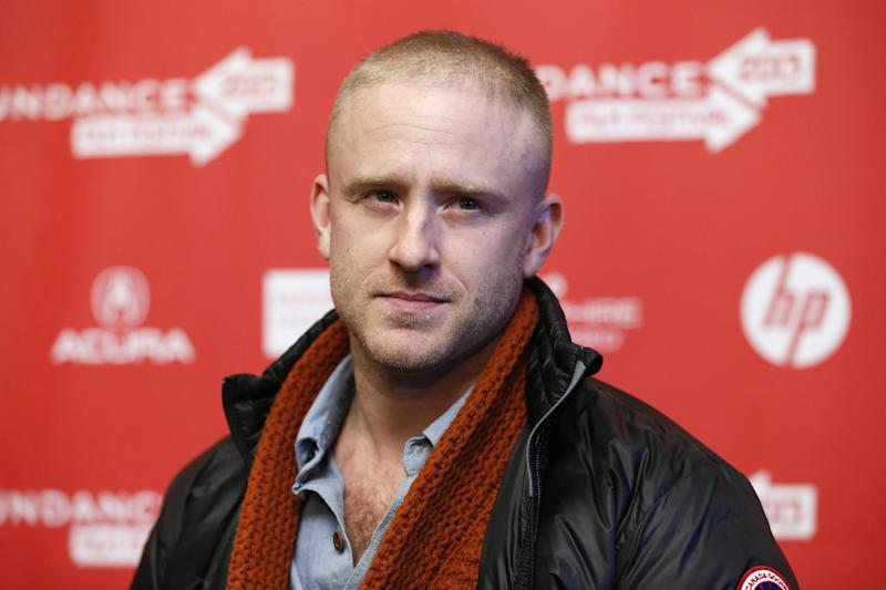 "FILE - This Jan. 18, 2013 file photo shows actor Ben Foster poses at the premiere of ""Kill Your Darlings"" during the 2013 Sundance Film Festival in Park City, Utah. Foster will replace Shia LaBeouf in the Broadway play ""Orphans."" LaBeouf left the production on Wednesday, Feb. 20, due to creative differences. (Photo by Danny Moloshok/Invision/AP, file)"