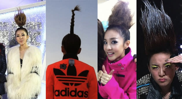 Crazy Cool K Pop Hairstyles