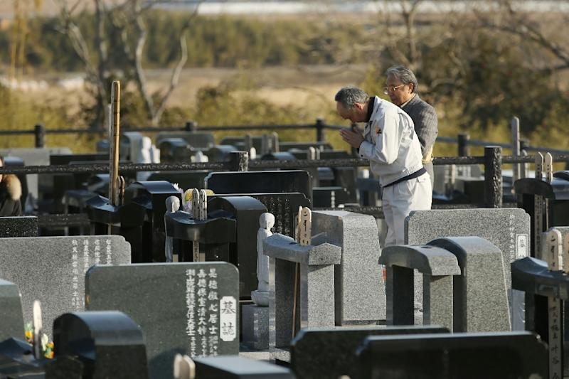 Japan marked the seventh anniversary of the deadly 2011 earthquake, tsunami and nuclear disaster on Sunday