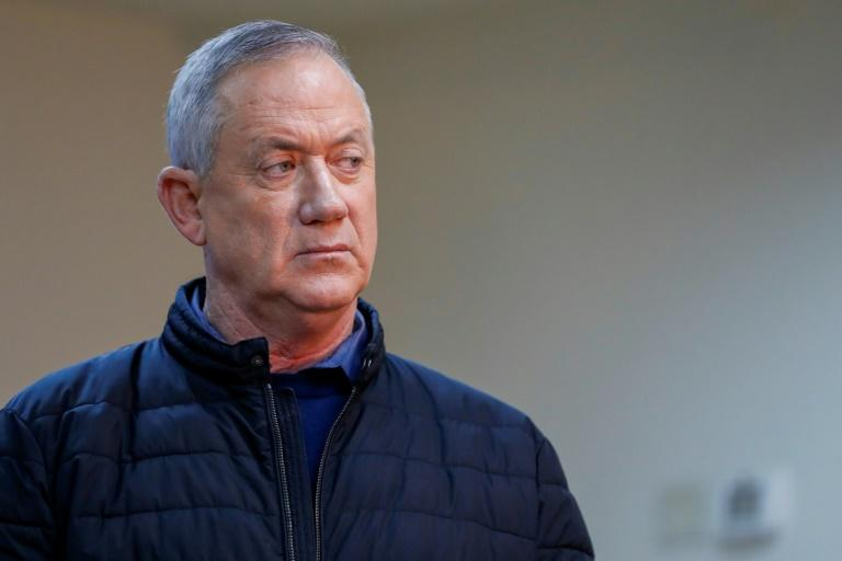 Former Israeli armed forces chief Benny Gantz, Benjamin Netanyahu's main challenger in next week's election, has accused the prime minister of weakness in his handling of Gaza