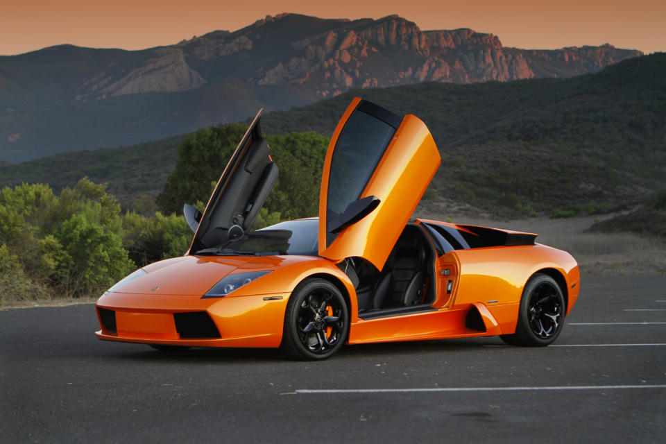 Although sales were lower than the previous year, Lamborghini revealed it sold more expensive and customised supercars, which pushed profits higher. Photo: Getty