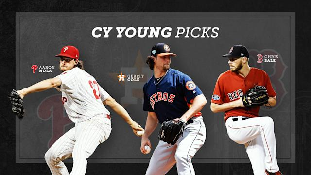 Is Chris Sale primed to win a Cy Young after signing a new deal? Baseball analysts from around the NBC Sports Group make their 2019 Cy Young predictions.