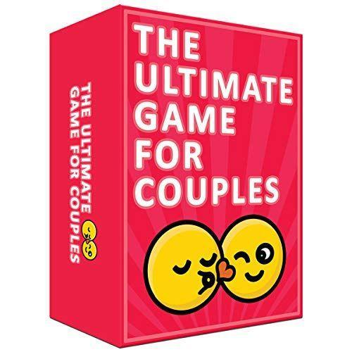 """<p><strong>The Ultimate Game for Couples</strong></p><p>amazon.com</p><p><strong>$24.99</strong></p><p><a href=""""https://www.amazon.com/dp/B07TJ51B6W?tag=syn-yahoo-20&ascsubtag=%5Bartid%7C2139.g.35184277%5Bsrc%7Cyahoo-us"""" rel=""""nofollow noopener"""" target=""""_blank"""" data-ylk=""""slk:BUY IT HERE"""" class=""""link rapid-noclick-resp"""">BUY IT HERE</a></p><p>Want to get to know your partner better? Whether you've been together for two months or ten years, you can use this card game to dig into your relationship a bit more and learn about each other in the process.</p>"""