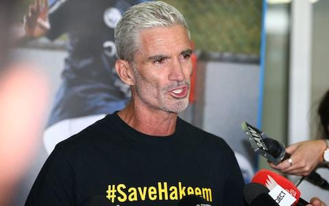 <span>Foster, the former&nbsp;Portsmouth and Crystal Palace midfielder, thanked everybody who backed the campaign to free&nbsp;Al-Araibi</span> <span>Credit: GETTY IMAGES </span>