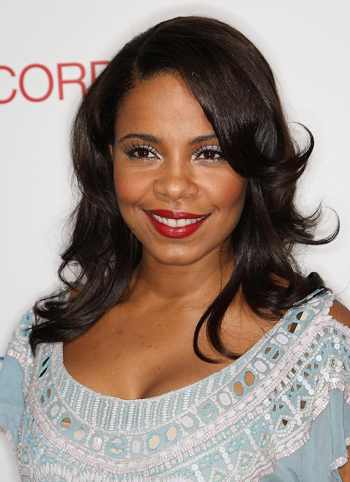 """<a href=""""http://movies.yahoo.com/movie/contributor/1800316707"""">Sanaa Lathan</a> at the Los Angeles premiere of <a href=""""http://movies.yahoo.com/movie/1810003875/info"""">Cadillac Records</a> - 11/24/2008"""