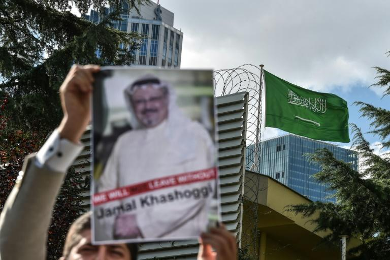 The Paris-based watchdog said it feared that the rising tide of strongman leaders 'no longer seem to know any limits', citing the gruesome murder of the Saudi columnist Jamal Khashoggi in Istanbul