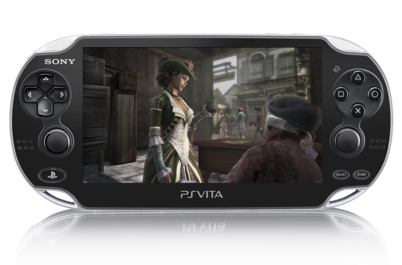"""This undated publicity photo provided by Ubisoft shows a scene from """"Assassin's Creed III: Liberation,"""" viewed on the Sony PlayStation Vita. The daughter of an African slave and a French shipping magnate in New Orleans at the end of French and Indian War, Aveline is the deadly but charming protagonist of """"Assassin's Creed III: Liberation"""" (Ubisoft, for the PlayStation Vita, $39.99) who seeks to fight injustices in and around the Big Easy as a member of the series' secret order of assassins. (AP Photo/Ubisoft)"""