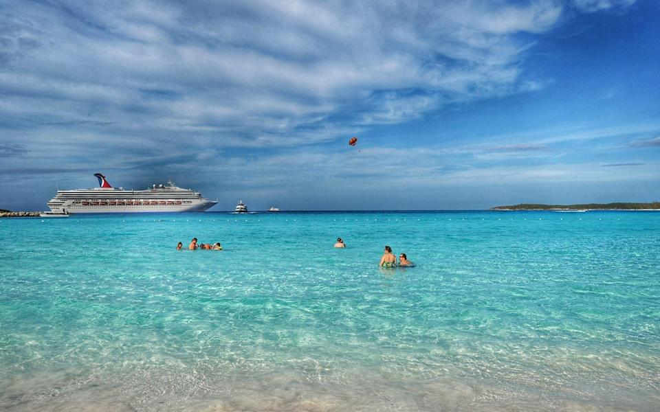 There has never been a better time to book a holiday at sea - SACHIN SARASWAT/GETTY / EYEEM