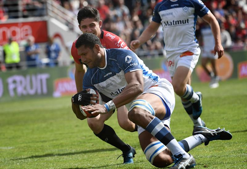 Rugby Union - Cockerill's Toulon close in on play-offs