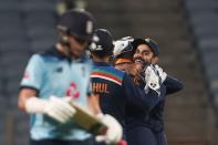 First One Day International - India v England