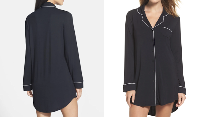 This nightshirt is less than $30 at Nordstrom.
