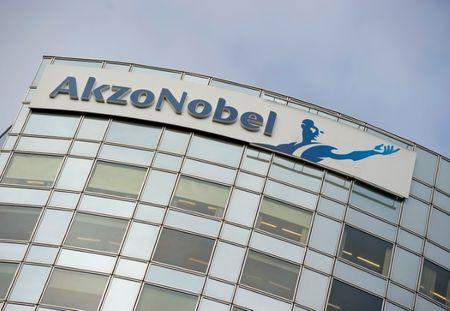 Akzo Nobel Shareholders Sue to Remove Chairman Antony Burgmans