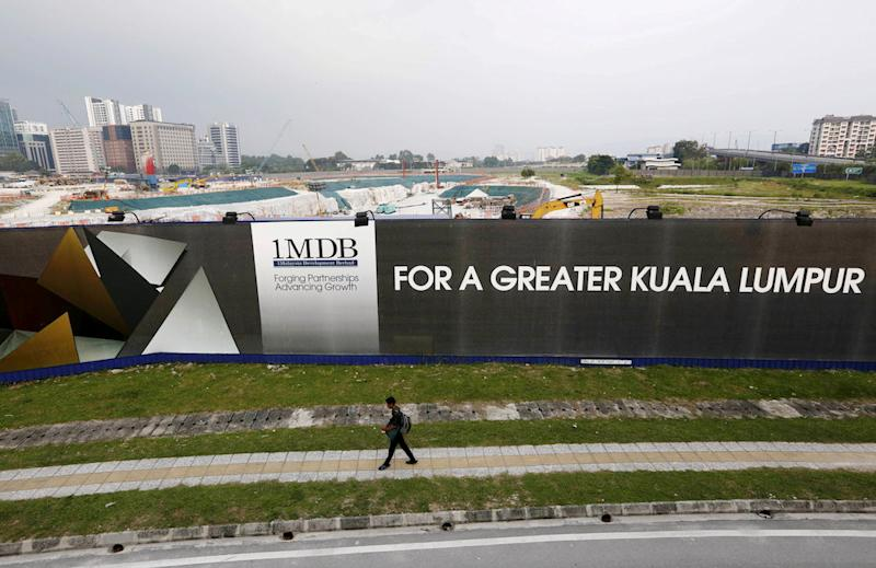 DAP MP Tony Pua ticked off the Straits Times two days ago for what he called 'persistent misreporting' on 1MDB. — Reuters pic