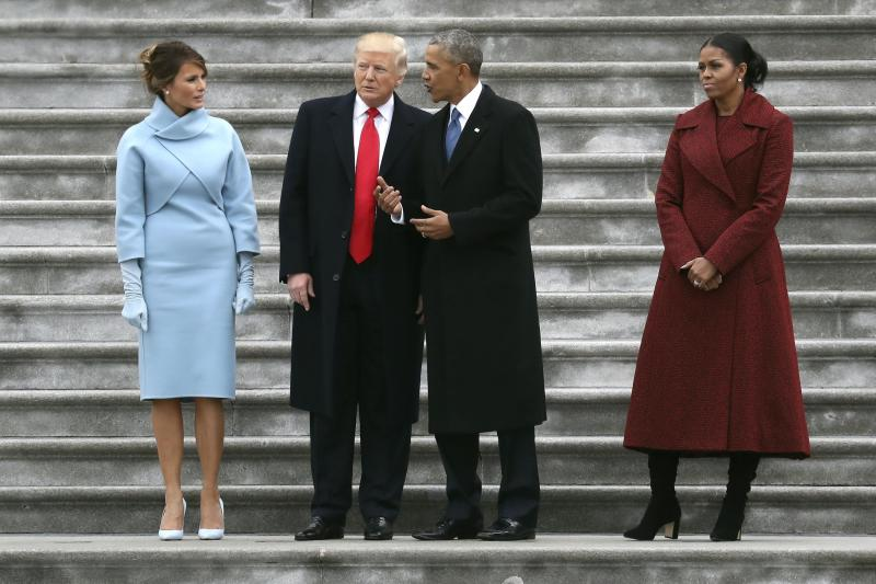 Obama Memoirs Will Make Former First Family Very Rich