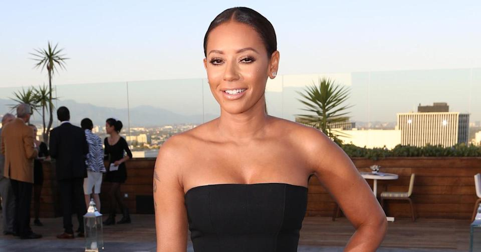 Mel B. attends the Los Angeles Confidential celebration of the Women of Influence (Copyright: Getty/Chelsea Lauren)