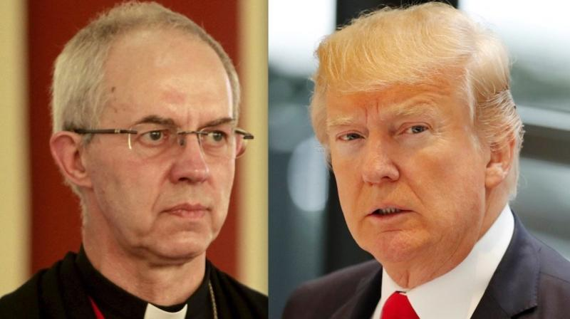 Archbishop Of Canterbury: 'I Genuinely Do Not Understand' Christians Who Back Trump