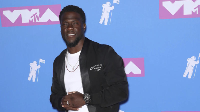 Kevin Hart Apologizes Again For Past Homophobic Comments