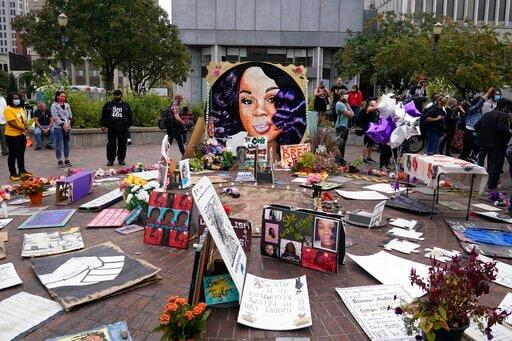 In Breonna Taylor's Name: Devastation And A Search For Hope
