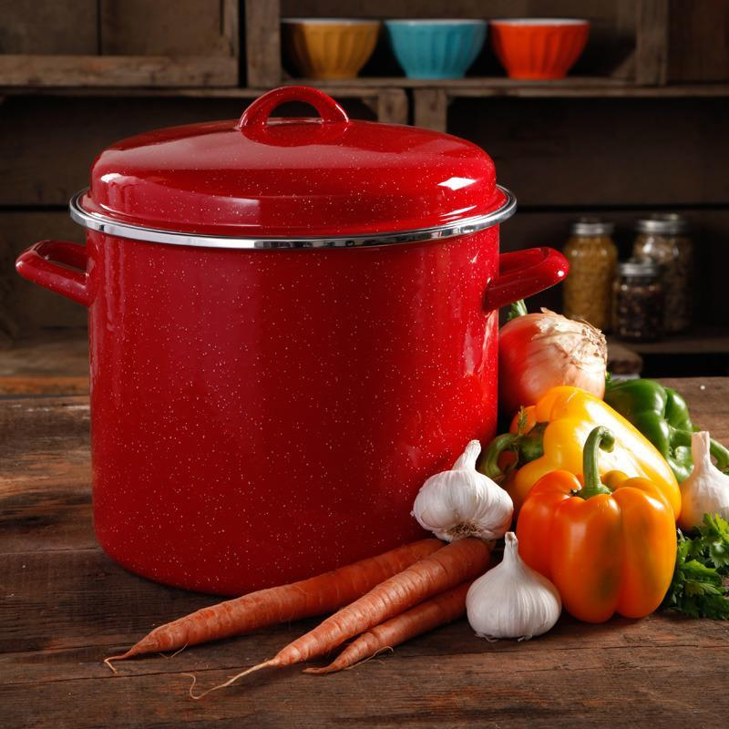 """<p>From soups and stews, to sauces and stocks, this pot is sure to accommodate the needs of any home cook. Available at Walmart, <a href=""""http://yahooshopping.pgpartner.com/plr.php?id=18216"""" rel=""""nofollow noopener"""" target=""""_blank"""" data-ylk=""""slk:$34.83"""" class=""""link rapid-noclick-resp"""">$34.83</a>.<br></p>"""