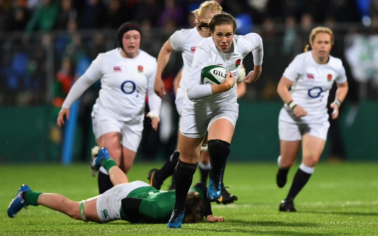 RFU hits back as women's rugby contract row intensifies