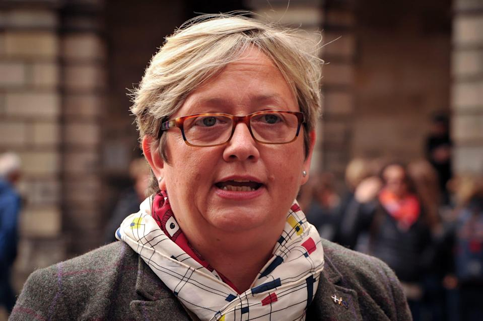 Scottish National Party MP Joanna Cherry