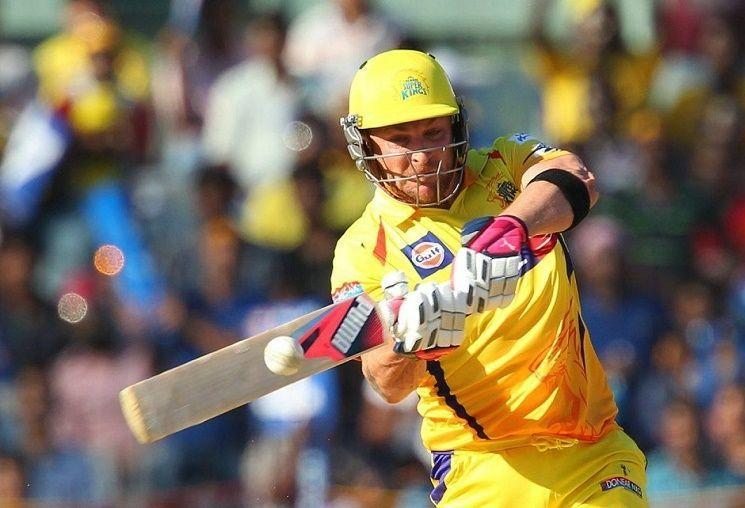McCullum has been an iconic figure in IPL