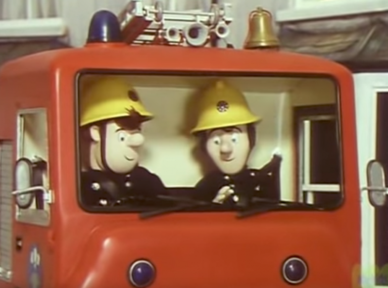 Fireman Sam creator says he doesn't see a 'stereotype problem' after London Fire Brigade controversy