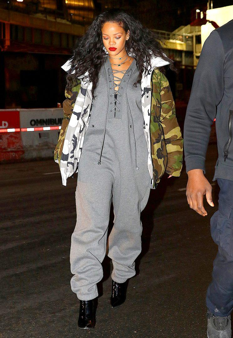 Rihanna, Kylie, and Keke Wore It: The Reversible Vetements ...