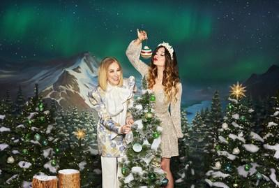 Catherine O'Hara and Annie Murphy Star in Hudson's Bay's 2020 Holiday Campaign A Call to Joy