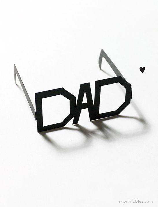 """<p>Simply print the template onto some sturdy cardboard in his favorite color. Make sure to help the little one when using the craft knife or scissors. </p><p><em><a href=""""https://mrprintables.com/fathers-day-printable-glasses.html"""" rel=""""nofollow noopener"""" target=""""_blank"""" data-ylk=""""slk:Get the tutorial at Mr. Printables »"""" class=""""link rapid-noclick-resp"""">Get the tutorial at Mr. Printables »</a></em></p>"""