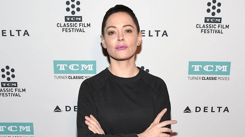 Rose McGowan Tweets About Complicity As Bombshell Weinstein Report Drops