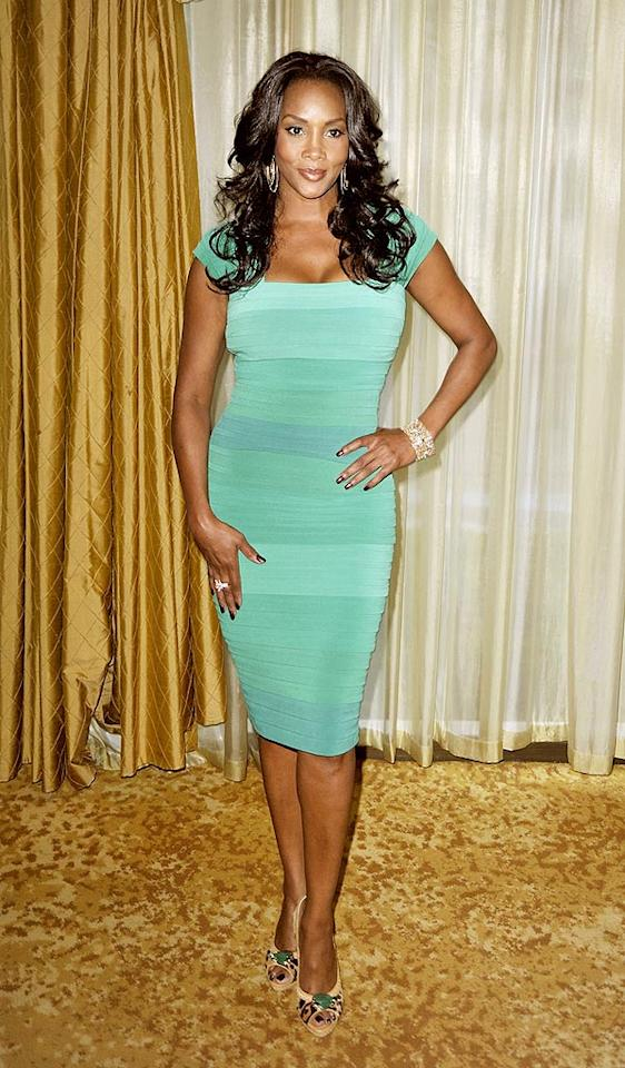 "Vivica Fox has never looked better! You go girl! Kevin Winter/<a href=""http://www.gettyimages.com/"" target=""new"">GettyImages.com</a> - May 5, 2009"