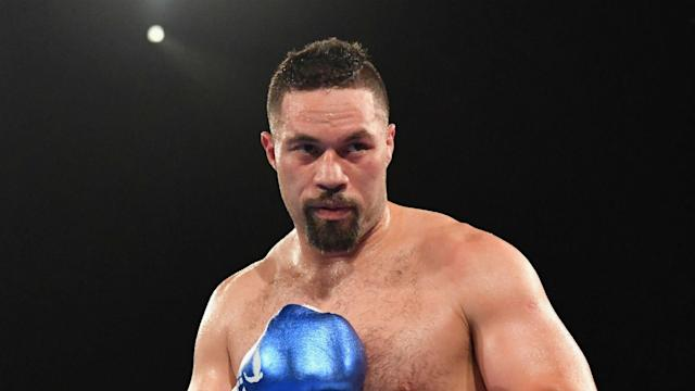 "David Higgins says Joseph Parker's next opponent will be ""someone decent"" and provide ""another step up""."